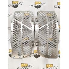 Защита радиаторов для KTM и Husqvarna усиленная 17-19