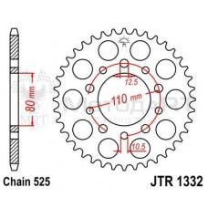 Звезда ведомая JTR1332.42