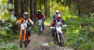 Прокат внедорожных эндуро мотоциклов на Мотобазе Жостово
