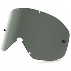 Линза OAKLEY Mayhem Pro PLUTONITE темно-серая одинарная