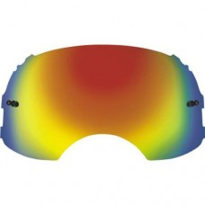 Линза OAKLEY Mayhem Pro PLUTONITE оранжевая Iridium одинарная