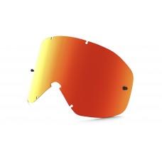 Линза OAKLEY O-Frame 2.0 LEXAN оранжевая Iridium одинарная