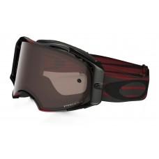 Очки для мотокросса OAKLEY Airbrake Nemesis красные-черные / черная Prizm MX