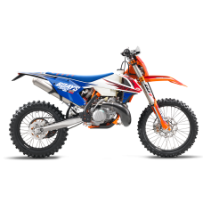 KTM 250 EXC TPI 2018 Six Days