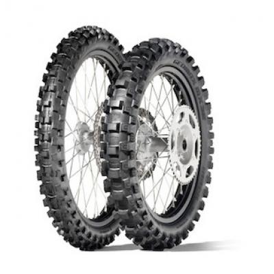 Dunlop Geomax MX3S R12 80/100 41M TT Задняя