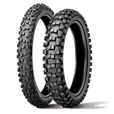 Dunlop Geomax MX52 R12 80/100 41M TT Задняя