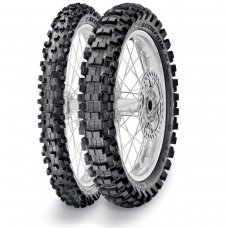 Pirelli Scorpion MX Mid Hard 554 R19 120/80 63M TT Задняя