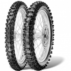 Pirelli Scorpion MX Soft 410 R19 120/80 63M TT Задняя