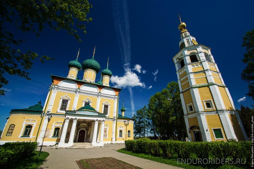 Углич церковь