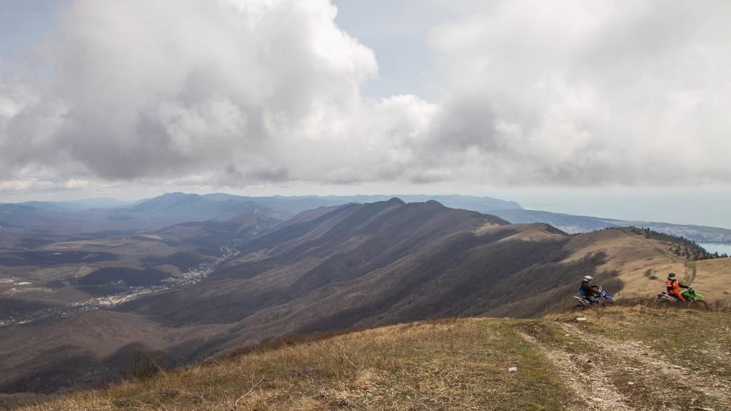 Эндуро горы