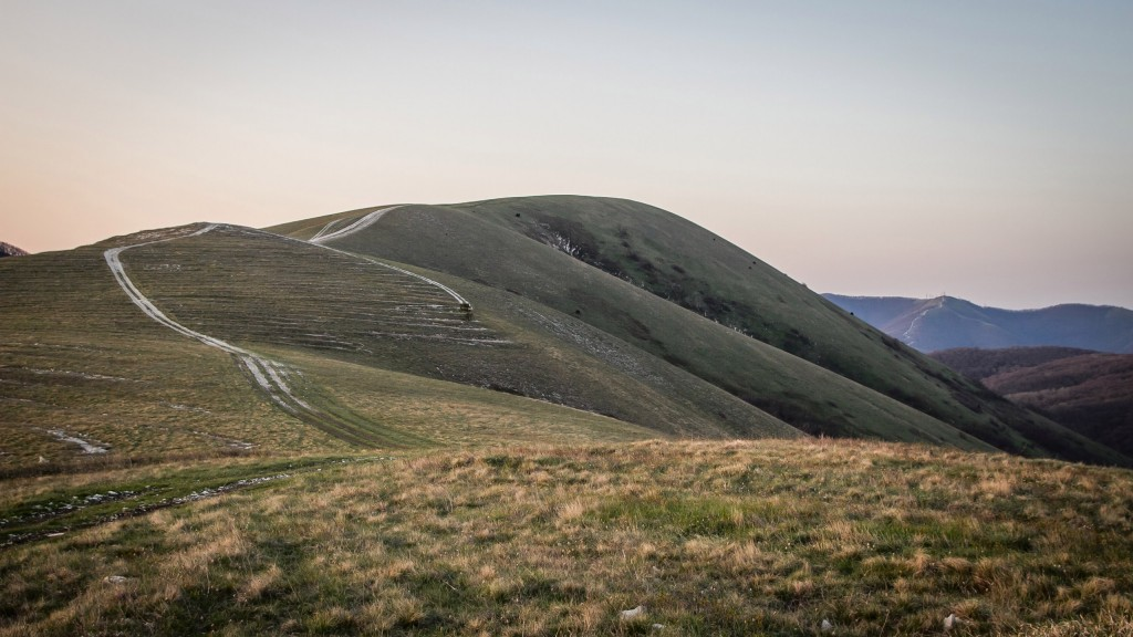 Горы Кабардинки