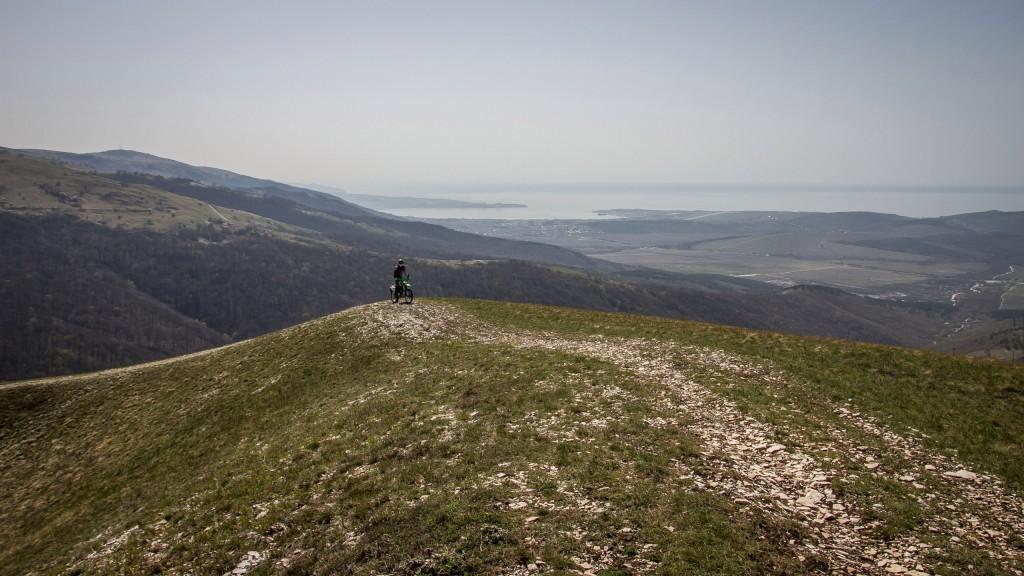 Горы Новороссийск
