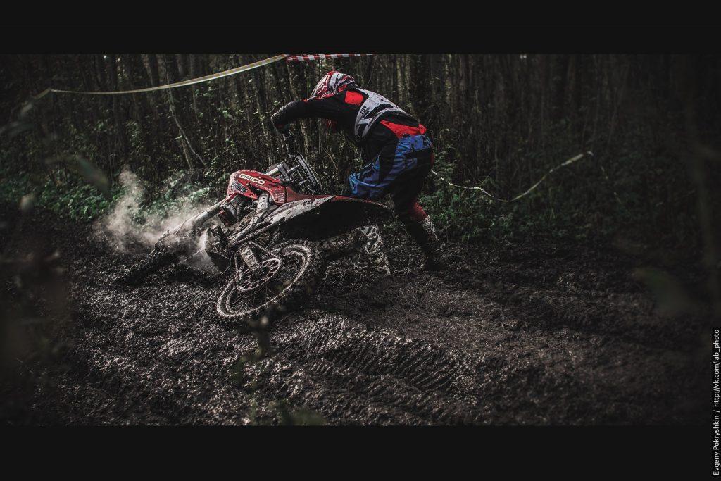 enduro race dirt