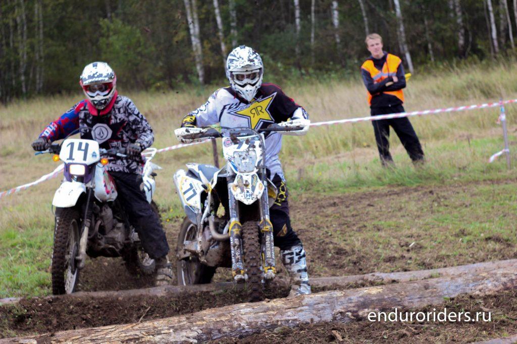 Эндуро гонка во Владимире