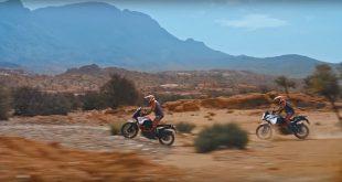 Хард Эндуро на туристических Мотоциклах, видео
