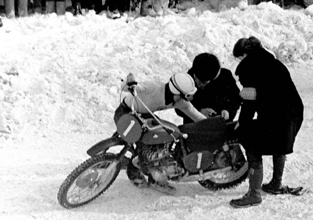 Мотокросс в СССР
