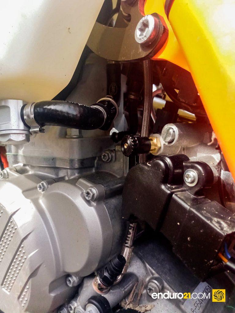 KTM 2018 injector
