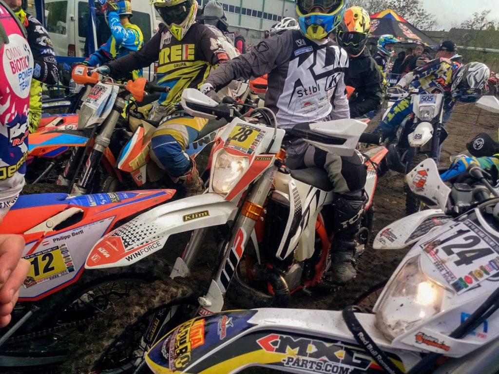 KTM EXC 300 2018
