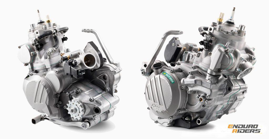 Двигатель KTM EXC 300 2018