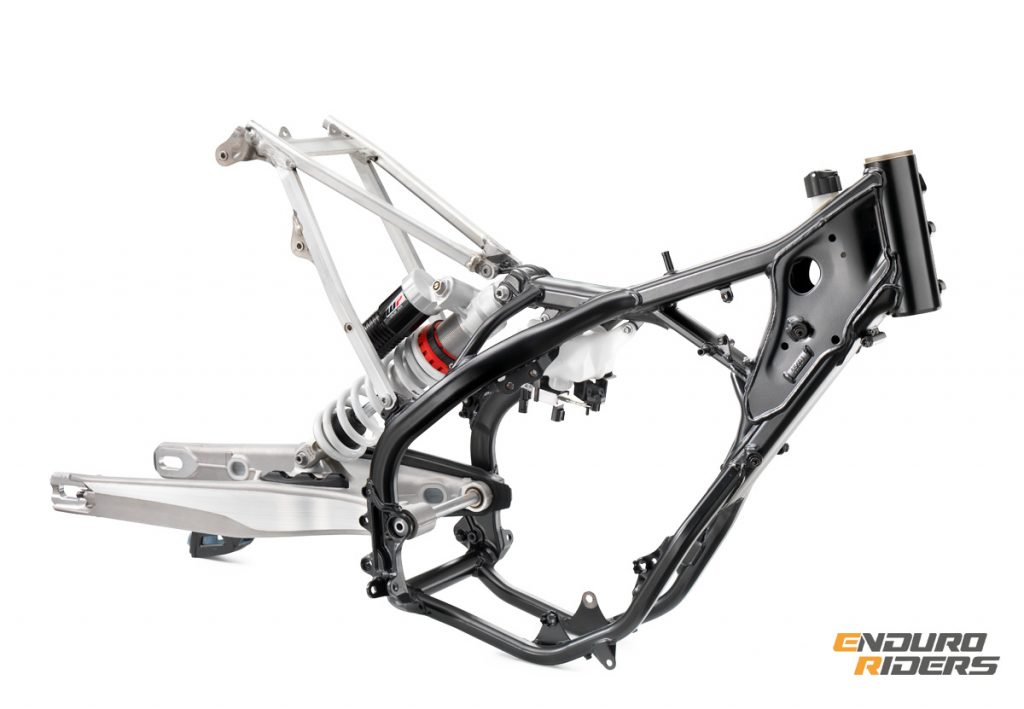 KTM EXC 2018 TPI Frame