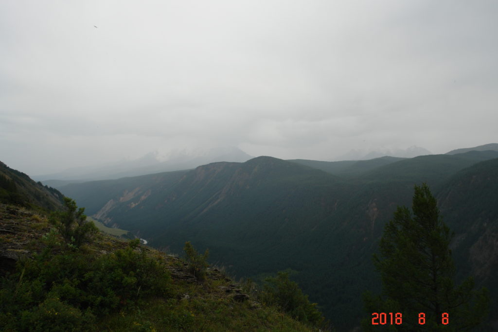 алтай дождь