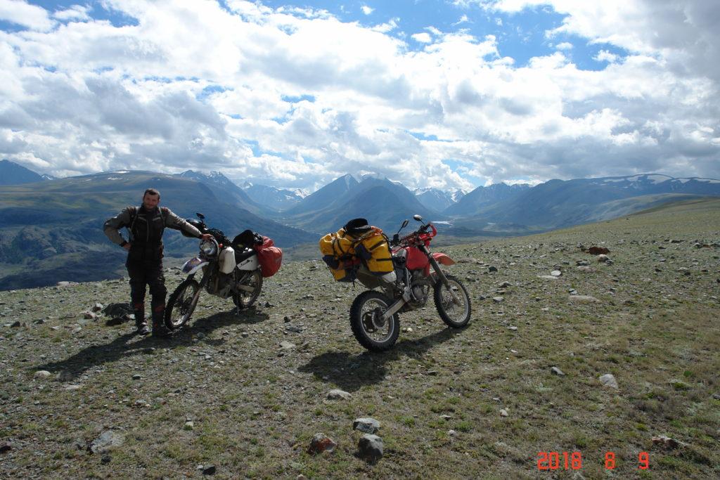 Алтай горы эндуро