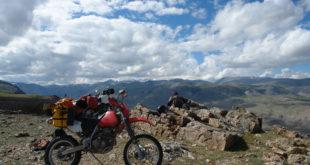 Путешествие в Алтае на эндуро мотоцикле 03.08.18 — 21.08.18 — часть первая