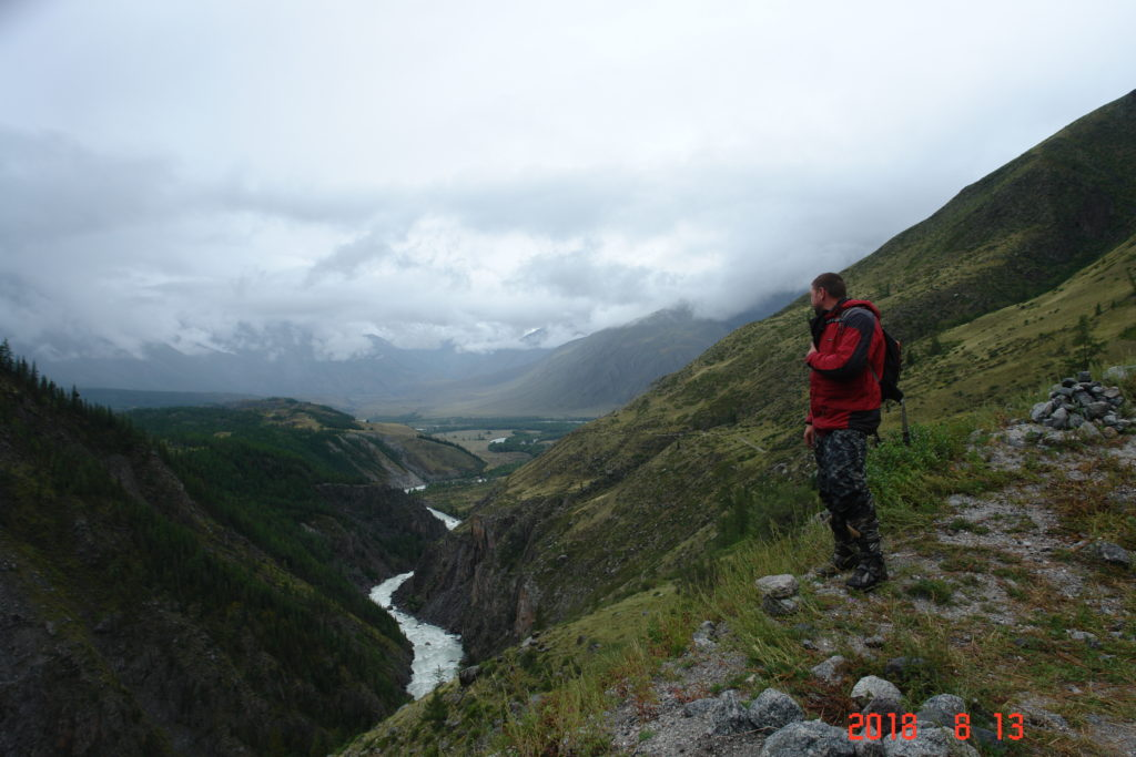 смотровая площадка Алтай