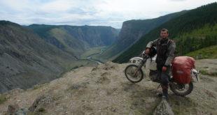 Путешествие в Алтае на эндуро мотоцикле 03.08.18 — 21.08.18 — часть Вторая