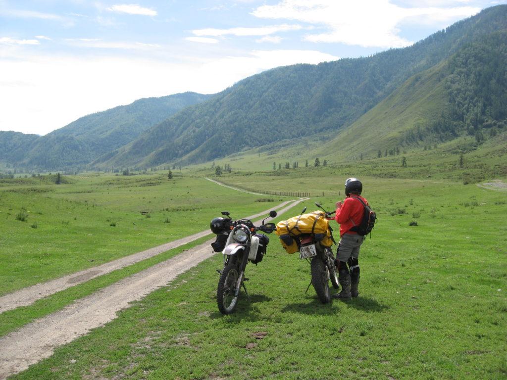 Алтай мотоцикл