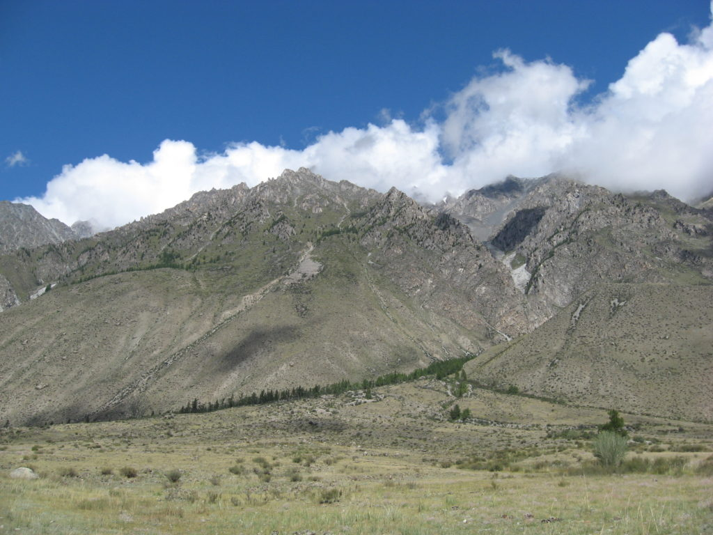 Долина Аргута Алтай